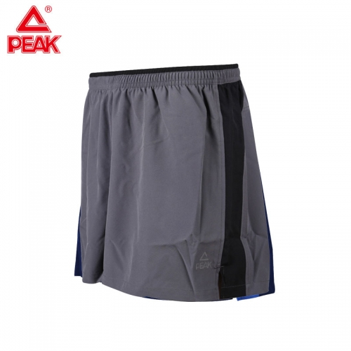 Peak Men's Cotton Short pants for Fitness, Workout, Basketball, Sports